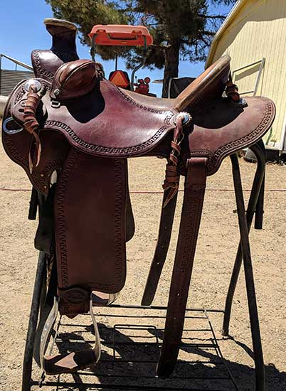 Gaited Horses R Us - Double A Ranch ~ Anza, California